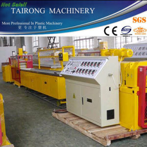 High Output PVC Furniture Edge Banding Production/Plastic Extrusion Line pictures & photos
