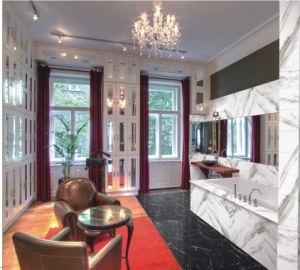 Porcelain Polished Copy Marble Glazed Floor Tiles (PK6193) pictures & photos
