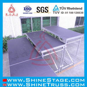 3m Height Aluminum Lighting Stage for Outdoor Events pictures & photos