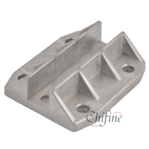 Aluminum Die Casting Pump Cover pictures & photos