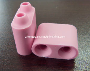 Pink Color 95% Alumina Ceramic Heating Beads pictures & photos