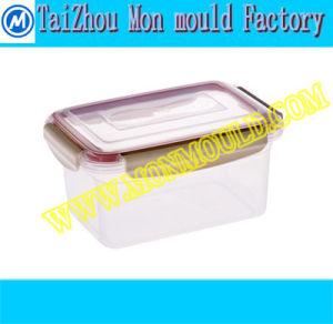 Plastic Food Transparent Box Mould