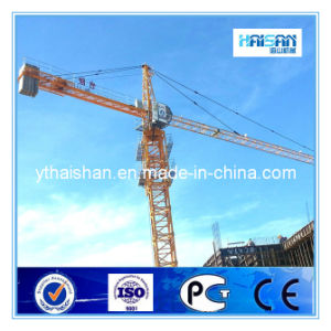 Qtz63 Self Erecting Tower Crane (QTZ63(HS5510))