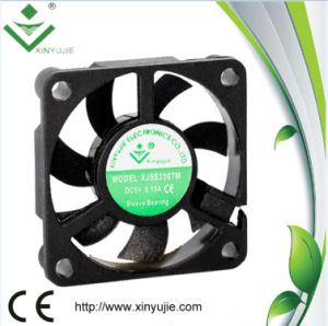 DC Fan 35X35X07mm 5V 12V 35mm 3507 Brushless DC Cooling Fan pictures & photos