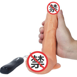 Multi Speeds G Spot Vibrator Lady Sex Toys Machine Dildo pictures & photos