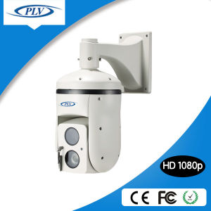 Outdoor Laser PTZ 1080P IR Surveillance Camera with 300m Light