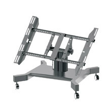 """Public TV Floor Stand Wheel Base Stage 30-60"""" (AVA 101F) pictures & photos"""