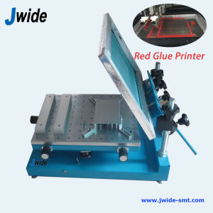 Manual Printer PCB Machine for Solder Paste and Red Glue pictures & photos