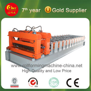 Glazed Tiles Roll Forming Machine China Manufacturer pictures & photos
