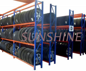 Tire Racking pictures & photos