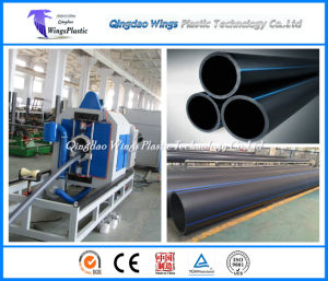 PE Pipe Extrusion Line / HDPE Pipe Making Machine / Plastic Pipe Production Line pictures & photos