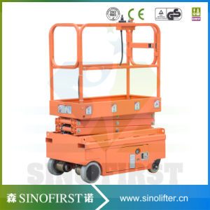 3m 4m 300kg Smart Lift Platform pictures & photos