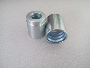 NPT/Jic/Bsp Thread Male/Female Hydraulic Hose Fittings pictures & photos