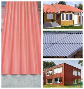 Anti-Aging Synthetic Resin Farm Using Roof Sheet in China pictures & photos