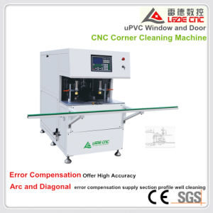 Corner Cleaning Machine with CNC Control System for PVC Window pictures & photos