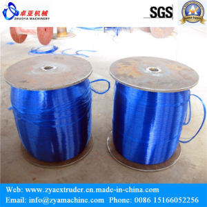 Pet PP Rope/String Round Filament/Monofilament/Yarn Extrusion Machine pictures & photos