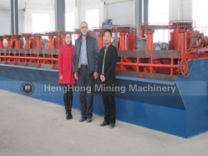 Flotation Equipment for Silica Sand Ore Improve Purity