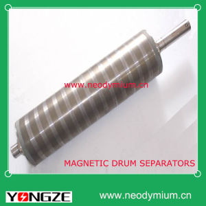 Magnetic Separation Pulleys