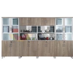 China Wooden Office Cabinet Design Manager Office Cabinet Set for ...