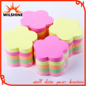 Custom Shaped Notepads Wholesale Cheapest Sticky Notes (SN008) pictures & photos