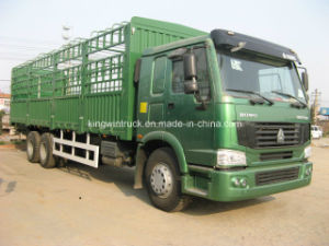 China Sinotruk Brand 6X4 Driving 25tons Cargo Truck pictures & photos