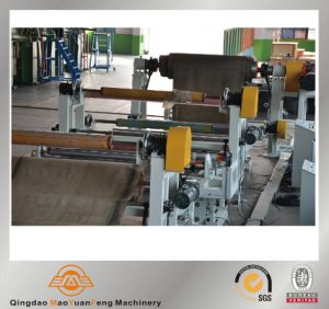 Rubber Tension Conveying Green Belt Building Machine with ISO SGS BV pictures & photos