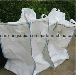 Malaysia White Color 100% New PP Big Bag pictures & photos