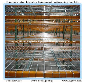 Galvanized Steel Welded Wire Mesh Deck for Pallet Rack pictures & photos