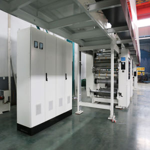 Medium-Speed Printing, Rotogravure Printing Machine, Web Gravure Press