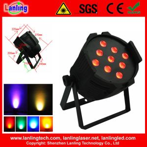 9*4W RGBA 4-in-1 Super Bright LED PAR Can pictures & photos