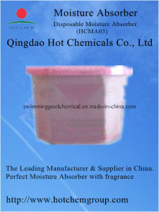 Disposable Moisture Absorber Calcium Chloride (HCMA03) pictures & photos