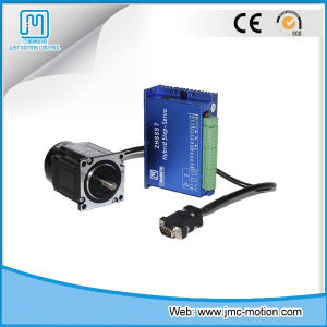 2 Phase Step Servo Motor and Driver NEMA 23 Closed Loop System with Encoder (2HSS57) pictures & photos