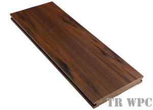 Dubai Wood Grain WPC Decking pictures & photos