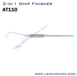 Fly Tying Tools 2-in-1 Whip Finisher pictures & photos