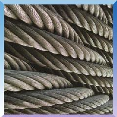 High Quality Line Contacted Wire Rope (8*26SW) pictures & photos