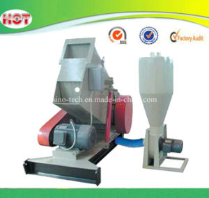 Plastic Large Pipe Grinder/Crusher/Grinding Machine for PVC/PP/PE Pipes pictures & photos