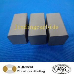Carbide Snow Plow Inserts (carbide snowplow bits) pictures & photos