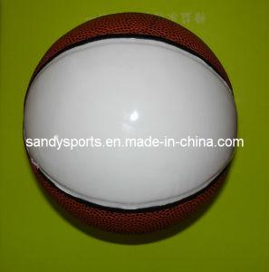 White Panel Mini Size Promotion Basketball pictures & photos
