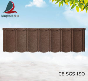 Stone Chips Coated Metal Roofing Sheet