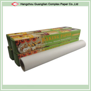 OEM Greaseproof Baking Paper Roll in Retail Packing pictures & photos