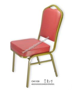 Hotel Metal Dining Stackable Chair (CH1109)