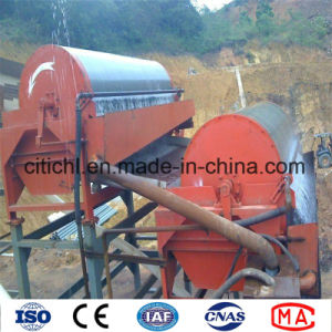 Hot Selling Drum Magnetic Wet Type Separator for Iron Ore pictures & photos