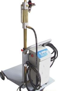 YA800 Mobile Air Operated Dosing Oil Pump System