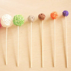 Hotselling Items in UK, Korea, Japan, Italy, France, USA Decorative Wicker Willow Ball pictures & photos