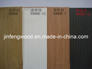 ISO9001: 2008 Furniture AAA Grade Melamine MDF/Melamine Face Particle Board pictures & photos
