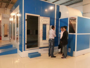 Infrared Spray Paint Booth with 2015 Hot Sale Model Wld6000 pictures & photos