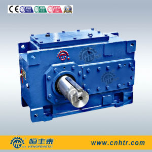 H B Series Parallel Shaft Industrial Helical Speed Reducer