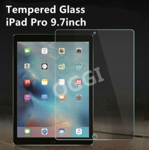 Tempered Glass Screen Protector Delicate Touch 0.3mm for iPad PRO 9.7 Inch pictures & photos