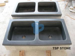 Granite & Marble Stone Kitchen Sink pictures & photos