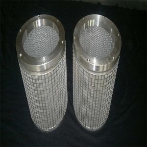 Stainless Steel Wire Mesh Filter Cartridge/Filter Cylinder pictures & photos